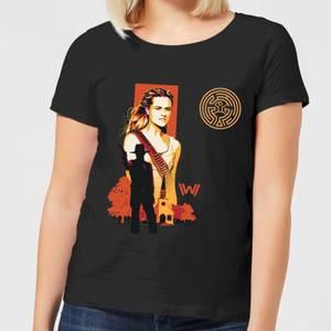 Westworld Kiksuya Women's T-Shirt - Black