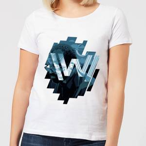 Westworld The Well Tempered Clavier Women's T-Shirt - White