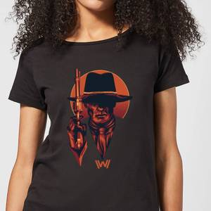 Westworld The Man In Black Women's T-Shirt - Black