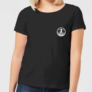 Westworld Vitruvian Host Women's T-Shirt - Black