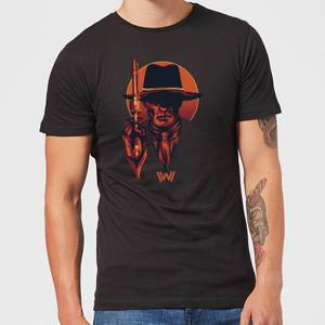 Westworld The Man In Black Men's T-Shirt - Black