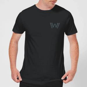 Westworld Logo Men's T-Shirt - Black