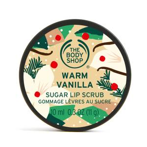 The Body Shop Warm Vanilla Sugar Lip Scrub
