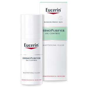 Eucerin DermoPURIFYER Mattifying Face Fluid 50ml