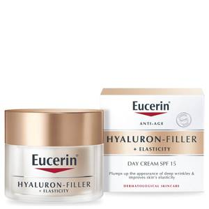 Eucerin Hyaluron-Filler + Elasticity Day Cream SPF 15 50ml