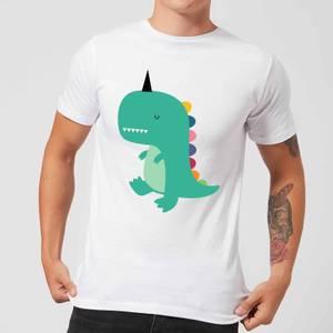 Andy Westface Dinocorn Men's T-Shirt - White