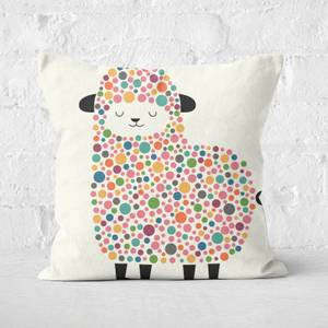Andy Westface Bubble Sheep Square Cushion