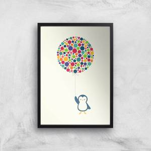 Andy Westface Float In The Air Giclee Art Print