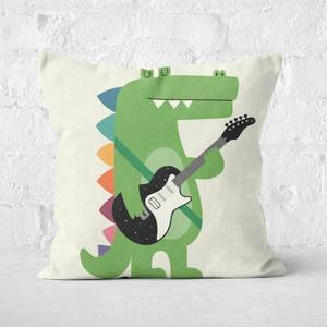 Andy Westface Croco Rock Square Cushion