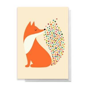 Andy Westface Little Fire Greetings Card