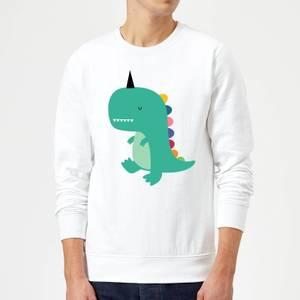 Andy Westface Dinocorn Sweatshirt - White