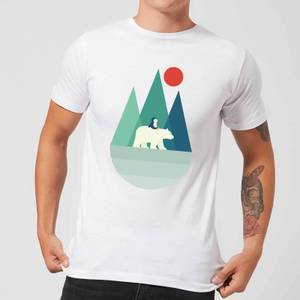 Andy Westface Bear You Men's T-Shirt - White