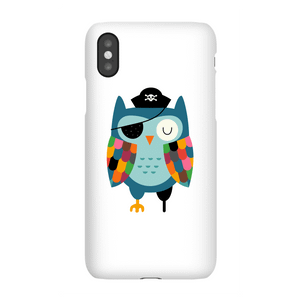 Andy Westface Captain Whooo Phone Case for iPhone and Android