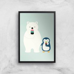 Andy Westface Stay Cool Giclee Art Print