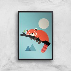 Andy Westface Nap Time Giclee Art Print