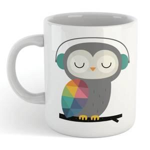 Andy Westface Owl Time Mug