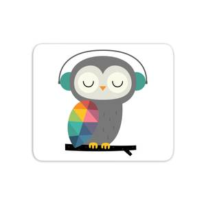Andy Westface Owl Time Mouse Mat