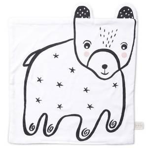 Wee Gallery Organic Snuggle Blanket - Bear