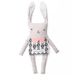 Wee Gallery Flippy Friends - Bunny