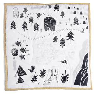 Wee Gallery Explore! Organic Play Mat