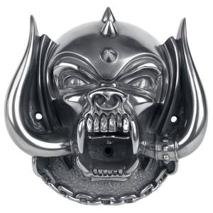 Motorhead Snaggletooth Wall Mounted Bottle Opener