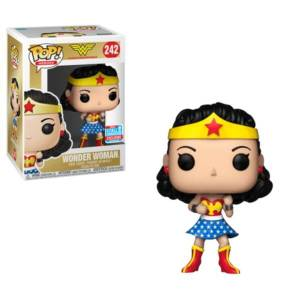 DC Comics Wonder Woman First Appearance NYCC 2018 EXC Pop! Vinyl Figure