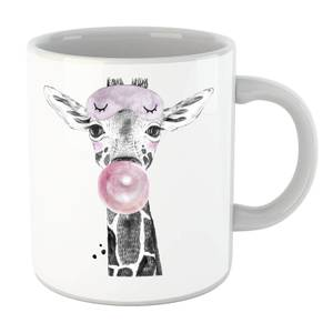 Bubblegum Giraffe Mug