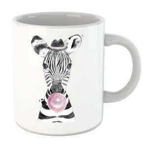 Bubblegum Zebra Mug