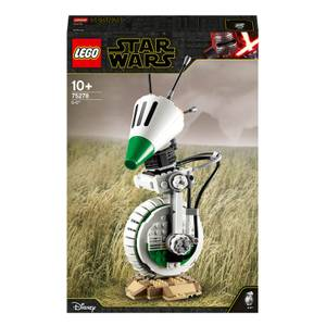 LEGO Star Wars: D-O Collectible Droid Building Set (75278)