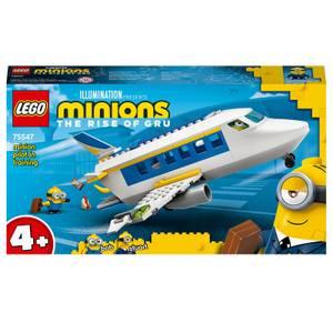 LEGO 4+ Minions: Pilot in Training Plane Toy (75547)