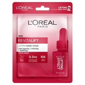L'Oréal Paris Revitalift Lifting Sheet Masks (Pack of 5)