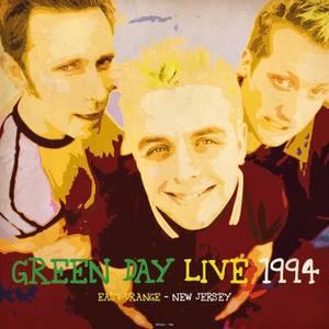 Green Day - Live At WFMU-FM East Orange New Jersey August 1st 1994 (Green Vinyl)