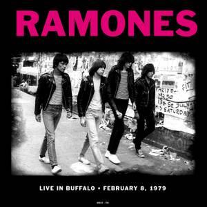 Ramones - Live In Buffalo February 8 1979 (Green Vinyl)