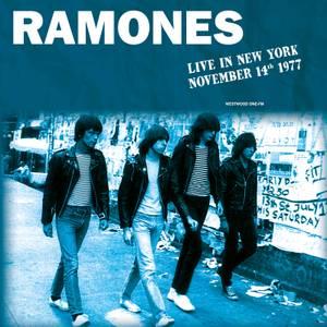 Ramones - Live In New York November 14th 1977 (Orange Vinyl)