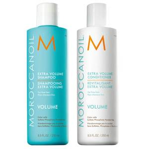 Moroccanoil Extra Volume Shampoo and Conditioner