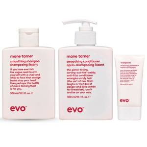 evo Mane Tamer Smoothing Set