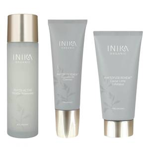 INIKA Phytofuse Deep Cleansing Routine