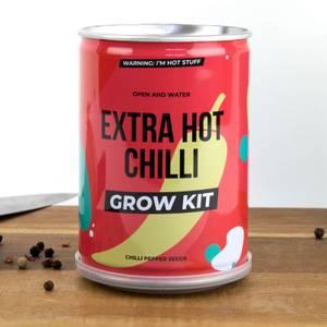 Grow Tin - Extra Hot Chilli