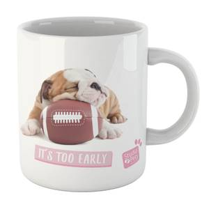 Studio Pets It's Too Early Mug