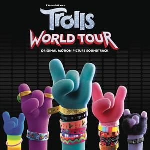 Trolls: World Tour 2x Colour LP