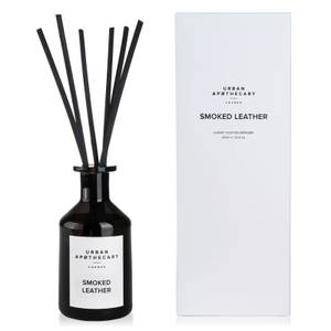 Urban Apothecary Smoked Leather Luxury Diffuser - 200ml