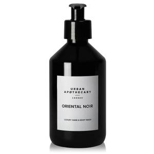 Urban Apothecary Oriental Noir Luxury Hand & Body Wash 300ml