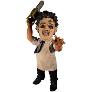 Mezco The Texas Chainsaw Massacre (1974) Leatherface MDS Mega Scale Doll with Sound