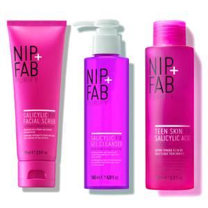 NIP+FAB Acne Prone Cleansing Regime