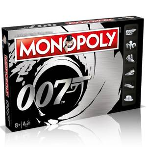 Monopoly Board Game - James Bond Edition
