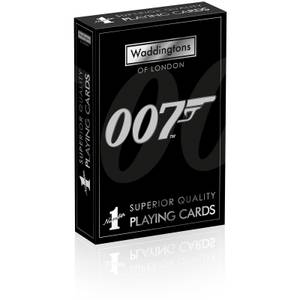 Waddingtons Number 1 Playing Cards - James Bond 007 Edition