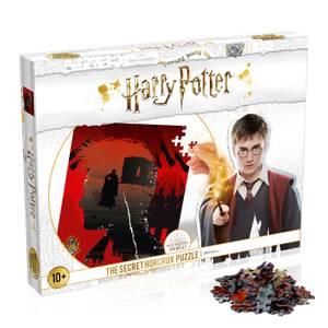 1000 Piece Jigsaw Puzzle - Harry Potter Secret Horcrux Edition