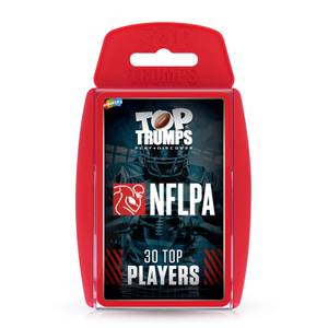 Top Trumps Card Game - NFLPA Edition