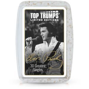 Top Trumps Premium Card Game - Elvis Presley Edition