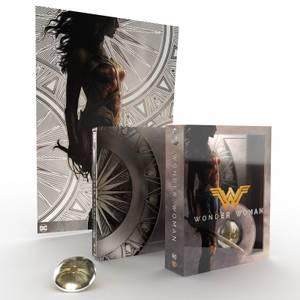 Wonder Woman – Titans of Cult Limited Edition 4K Ultra HD & Blu-ray Steelbook